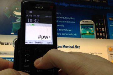 Como desbloquear um celular Nokia com o código de desbloqueio?