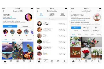 Como mudar a foto do perfil do Instagram?