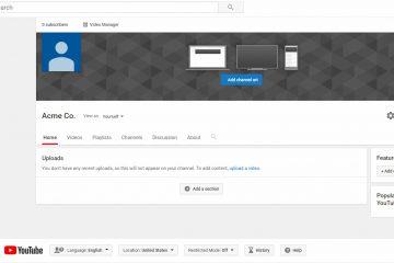 Como alterar a foto do perfil do YouTube no PC e celular Android?