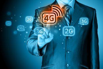 Como otimizar a velocidade da minha rede 4G?