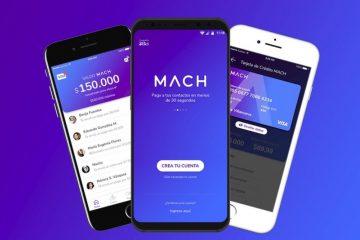 Como pagar em Cabify com MACH