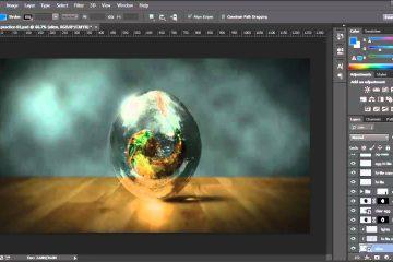 Como editar imagens para um trabalho de pesquisa profissional