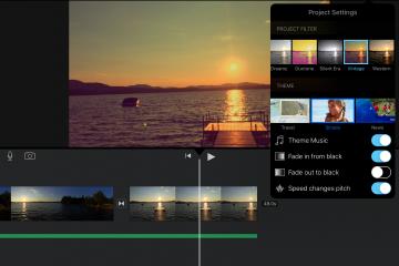 Como desacelerar vídeos com o iMovie