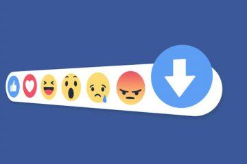 """Como colocar um """"Não Gosto"""" no Facebook?"""