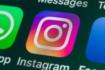 Como recuperar uma conta excluída do Instagram