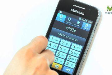 Como saber o meu número de telefone celular na Movistar da América do Sul