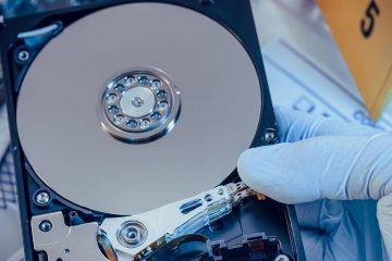 Como saber se o disco rígido do meu PC está danificado