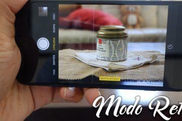 """Como ter o """"Modo Retrato"""" no Android"""