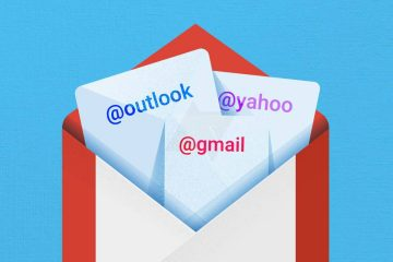 Como configurar o Outlook e o Hotmail no Gmail