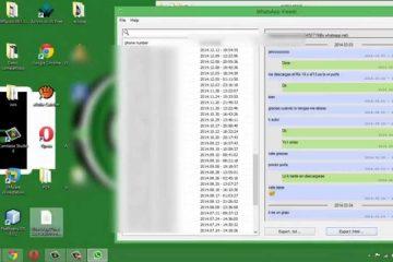 Como exibir backups do WhatsApp com o WhatsApp Viewer