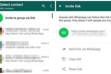 Como compartilhar ou exportar todo o conteúdo de um bate-papo do WhatsApp