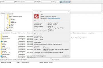 Como se conectar a um servidor FTP com o FileZilla