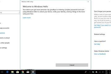 Como configurar o Windows 10 após a instalação?