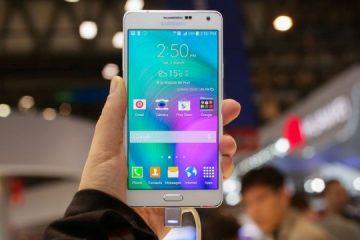Todos os recursos do Samsung Galaxy A7 e A8 [O melhor dos melhores]