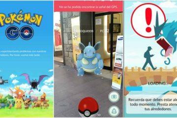 Como saber o status dos servidores Pokémon Go