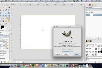 Como criar um álbum digital com o GIMP? Rápido e fácil