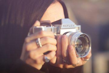 Como tirar boas fotos com uma câmera analógica?