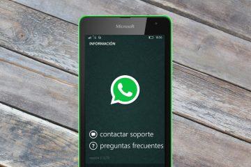 Como adicionar um contato ao Whatsapp no Windows Phone?