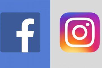 Como vincular meu Instagram à minha página do Facebook?