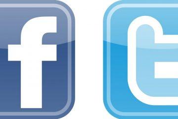 Como postar no Twitter no Facebook