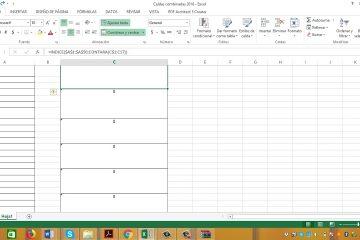 Como copiar e colar com o teclado no Microsoft Excel?
