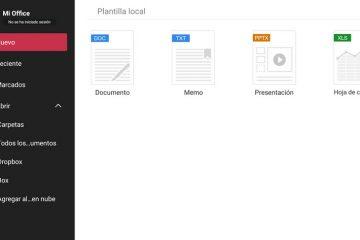 Como criar arquivos PDF no seu Android com o WPS Office
