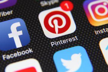 Como criar um perfil de empresa no Pinterest?