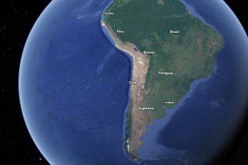 Como criar rotas no Google Earth