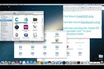 Como criar facilmente uma inicialização USB com o UniBeast