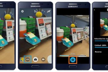 Como criar um GIF com um Samsung Galaxy rápido e fácil
