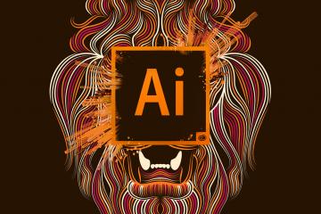 Como fazer um panfleto ou panfleto com o Illustrator CS6