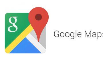 Como viajar usando o Google Maps?