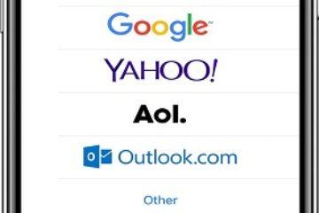 Como adicionar e configurar uma conta de email no iPhone ou iPad? Guia passo a passo