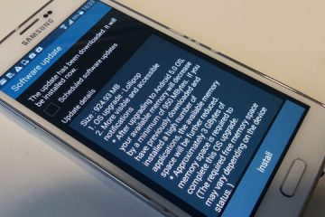 Desative o TouchWiz no Samsung Galaxy: três métodos infalíveis