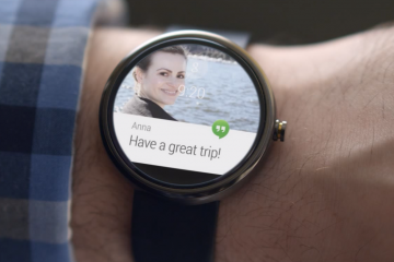 Faça o download do Android Wear: o aplicativo para o seu Smartwatch