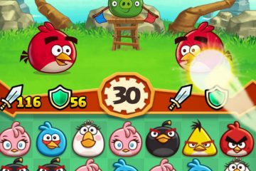 Baixe Angry Birds para Android [Todos os Angry Birds]