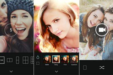 Faça o download do B612 para Samsung: mais filtros para as suas selfies