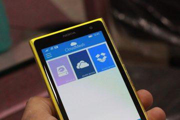 Baixar CloudMesh para Windows phone