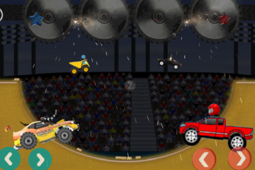 Faça o download do Drive Ahead! para Android: Car War