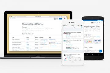 Cloud edition: faça o download do Dropbox Paper para seu celular