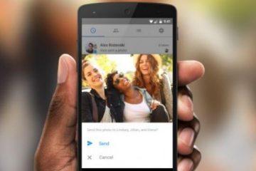 Faça o download da apresentação de slides do Facebook para Android