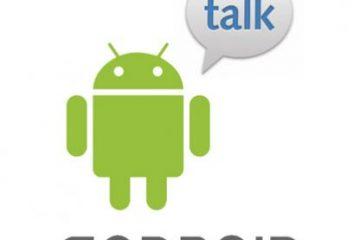 Como remover o Google Talk Android de uma maneira muito simples