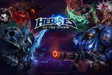 Heróis da tempestade para Android. Estratégia e ação igual