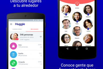Download Huggle para Android: a nova rede social
