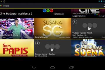 Faça o download do My Telefé para Android: o Telefé no seu Android