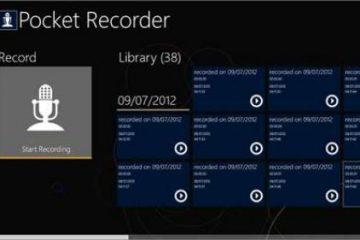 Baixar Pocket Recorder para Android