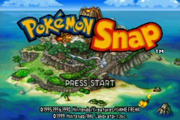 Faça o download do Pokémon Snap para Android