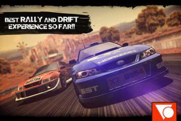 Faça o download do Rally Racer Drift para iOS: Rally Racing no seu iOS!