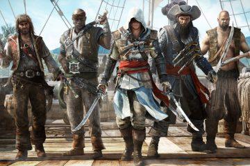 Como baixar Assassin's Creed 4 Black Flag grátis?