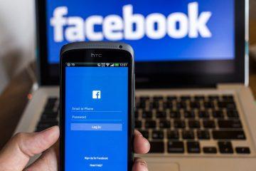 Faça o download do Facebook para um telefone lento